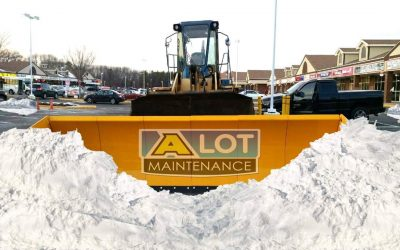 A Lot Maintenance: Commercial Snow Removal on Long Island