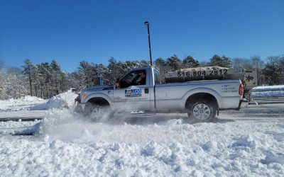 Does A Lot Maintenance Provide Long Island Commercial Snow Removal?