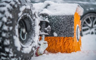 Long Island Ice Removal Experts: A Lot Maintenance